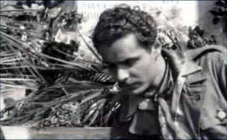 Arrigo Diodati, primo organizzatore del Fronte della Gioventù alla Spezia