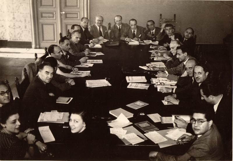 Incontro fra C.L.N. e C.L.N.A.I. nel settembre 1943