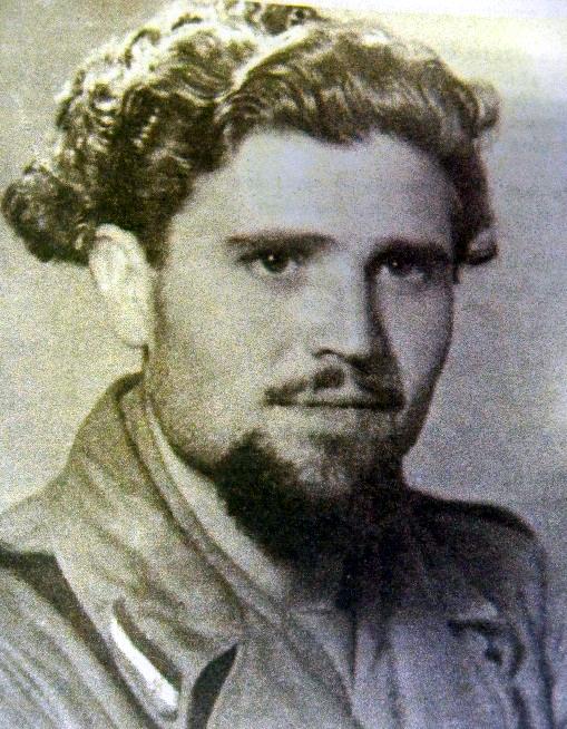 """Il Comandante della Brigata """"Val di Vara"""" Daniele Bucchioni """"Dany"""""""
