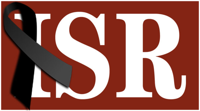 ISR listato