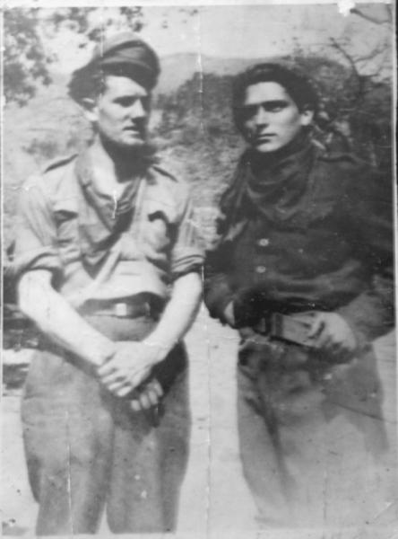 Sulla destra Sergio Andreoni